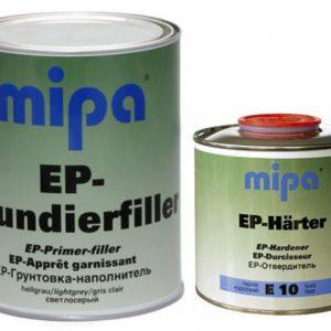 Epoksiidkrunt MIPA EP PRIMER SURFACER ja kõvendi E5