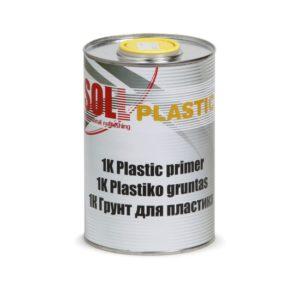 Plastikukrunt SOLL