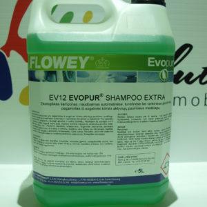 Šampoonikontsentraat FLOWEY 5L