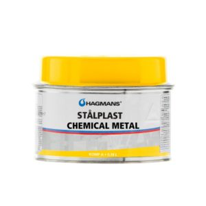 Pahtel Hagmans Stålplast Chemical Metal 0,18L