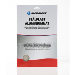 Alumiiniumvõrk A4 Hagmans Stålplast Aluminiumnät