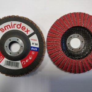 Lamellketas keraamiline punane SMIRDEX 125mm