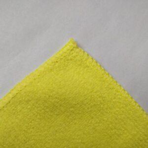 Mikrofiiberlapp kollane, servatud 320g/m2