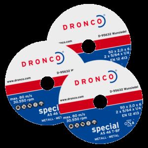 Lõikeketas DRONCO 50*2*6mm special
