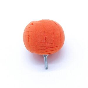 Poleerimiskera SHINEMATE 77mm võlliga oranž
